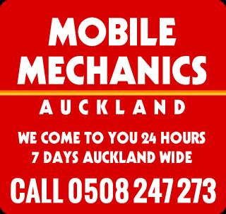 Mobile Mechanics Auckland